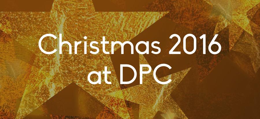 Christmas 2016 at DPC