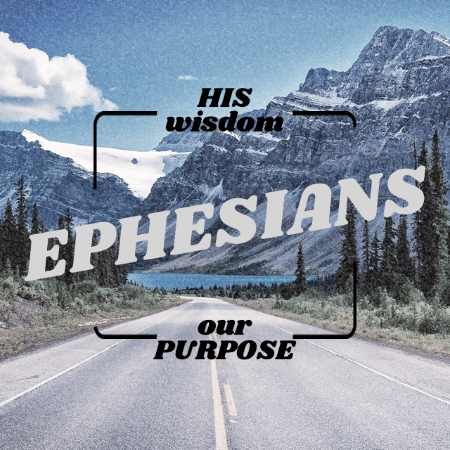 Here is our final talk from Ephesians…