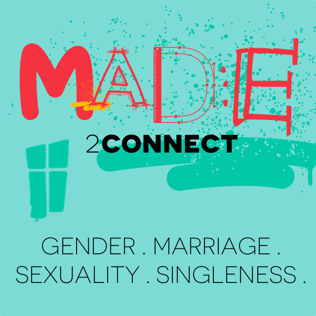 Here is the final talk in our made to connect series… sexuality…