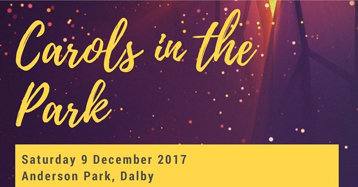 * * | CAROLS IN THE PARK | * * New Venue Same REVERSE SANTA: Bring non-perishabl…