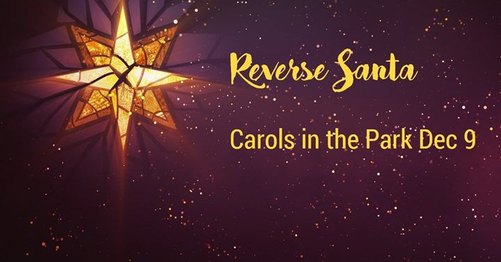 *** CAROLS IN THE PARK *** December 9 George Anderson Park.  Dalby is coming tog…
