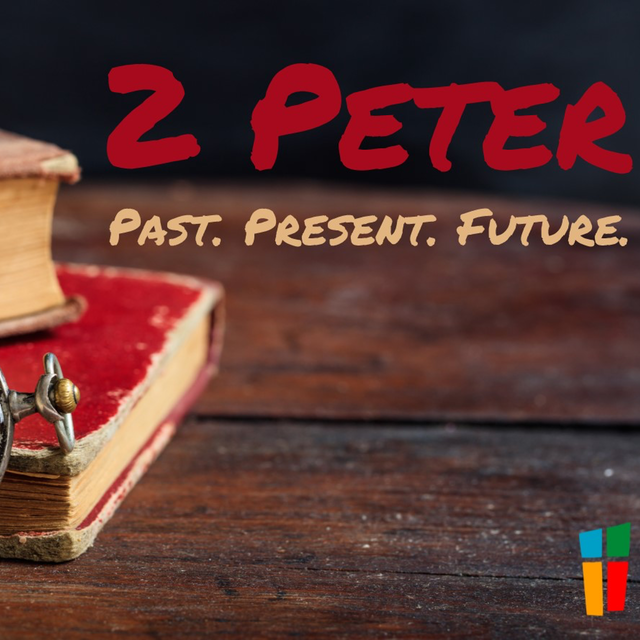 Here is the bible talk on 2 Peter 1…