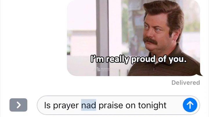 2018 T1 Prayer & Praise