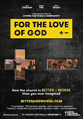 For The Love of God – Dalby Civic Theatre, QLD