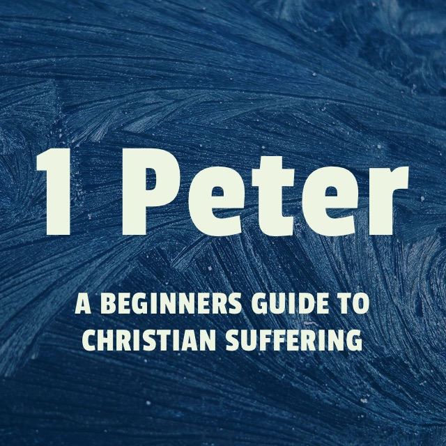 1 Peter W32 20180701 Early Ten30 & 5pm churches
