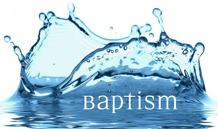 Looking forward to another baptism tomorrow night at 5pm church!  We'll be welco…