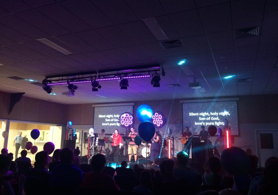 Community Christmas Carols is happening now at the Dalby Events Centre, at the s…