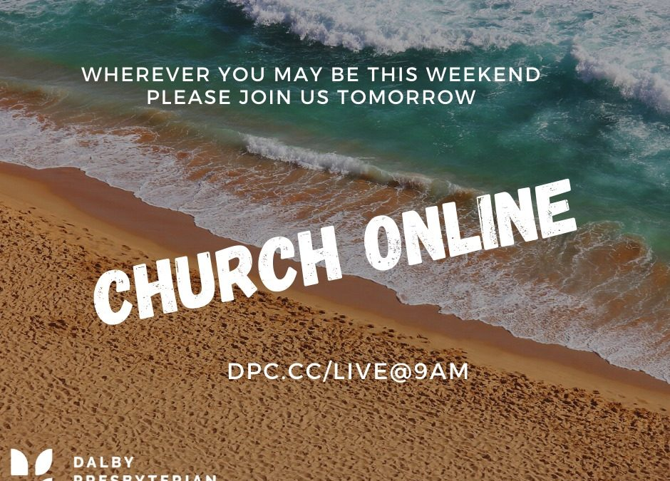 Join us as we Livestream Church this Sunday (12th July). Find our Livestream her…
