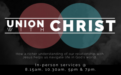 Our in-person services begin at 8.15am, 10.30am, 5pm & 7pm today.  Meeting with …