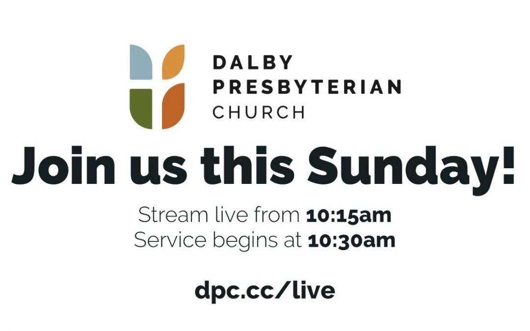 DPC Livestream 18 October 2020