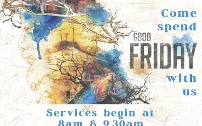 Join us on Friday (2nd April) for our Good Friday services beginning at 8am &amp…