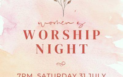 Dalby Baptist Church is hosting a night of worship & prayer for women on Sat…