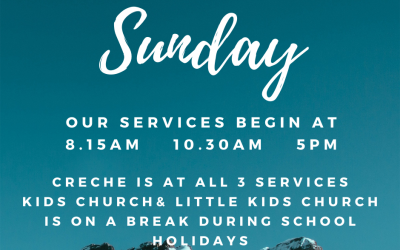 Join us this Sunday (19th September) for our church services at 8.15am, 10.30am …